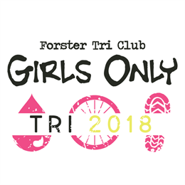 Forster Tri Club Girls Only Race