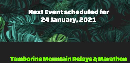 2021 Tamborine Mountain 42.195km Marathon