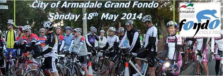 City of Armadale Grand Fondo 2014