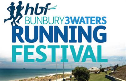 2018 HBF Bunbury 3 Waters Running Festival