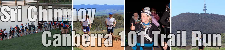 Sri Chinmoy Canberra 101 Trail Run