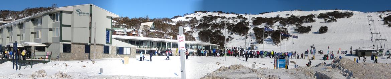 Sydney North Region Ski Trip 1901