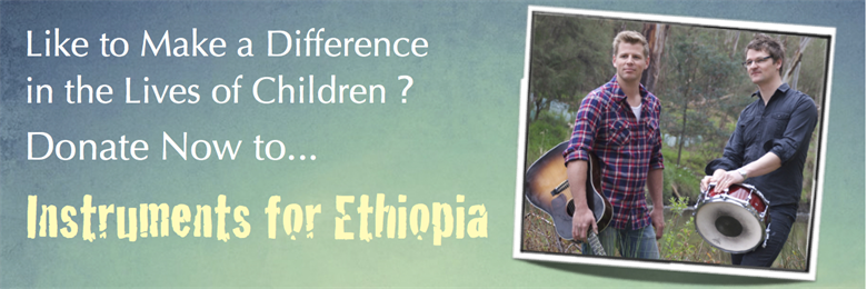 Instruments for Ethiopia