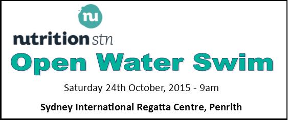 Nutrition Station Open Water Swim