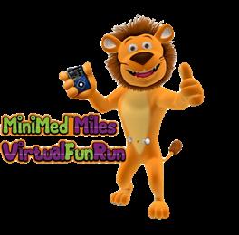 MiniMed ™ Miles Virtual Fun Run