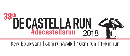DE CASTELLA RUN 2018