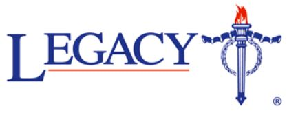 2018 8h Legacy Event