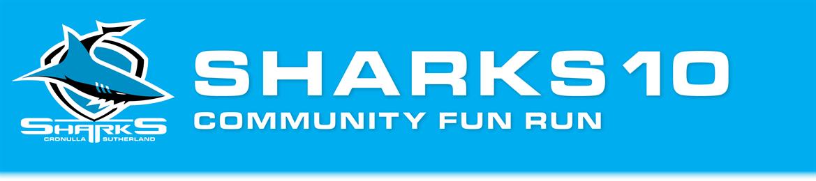 Sharks10 Community Fun Run 2018