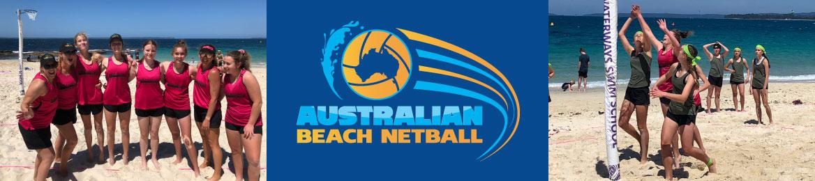 Beach Netball - Newcastle 2020