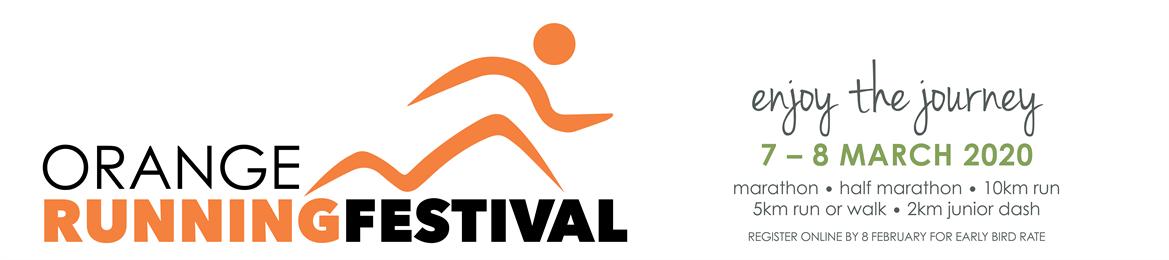 Orange Running Festival 2020