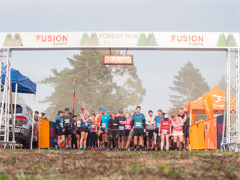Frost Forest Run Fest Frost 2021