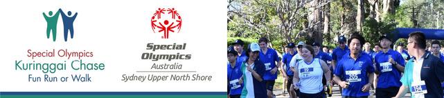 Special Olympics Kuringgai Chase Fun Run 2021