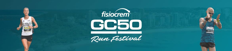 fisiocrem GC50 Run Festival 2020