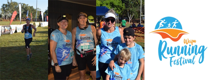 2021 Weipa Running Festival Volunteers