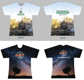 Maidenwell @ Easter Event Shirts