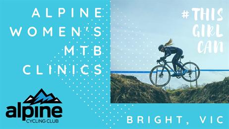 2020 Alpine Women's MTB 3 Clinic Series