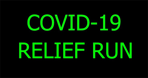 COVID-19 Relief Run