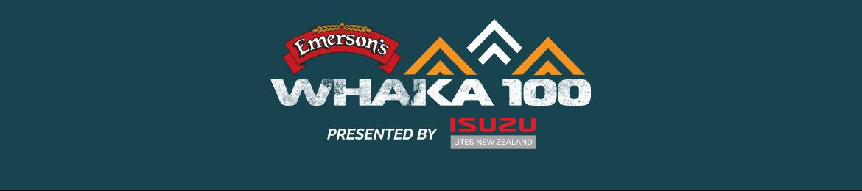 Emerson's Whaka100 2021