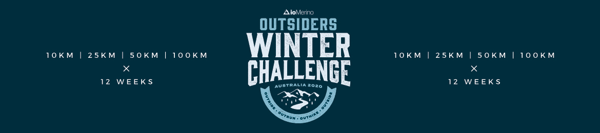 ioMerino Outsiders Winter Challenge