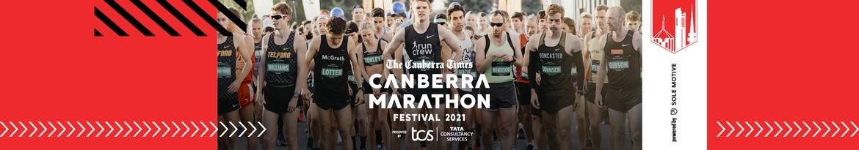 The Canberra Times Marathon Festival 2021