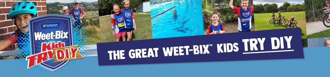 2021 Weet-Bix Kids TRY DIY Dunedin - Transfers