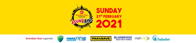 Merchandise Store - BFS Round the Bays 2021