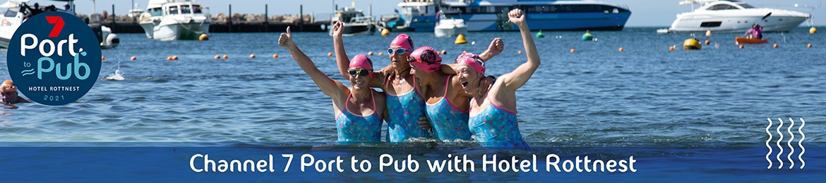 2021 Channel 7 Port to Pub with Hotel Rottnest