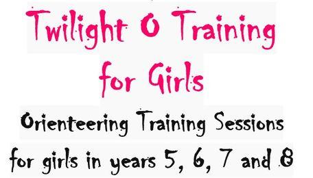Twilight Training for Girls