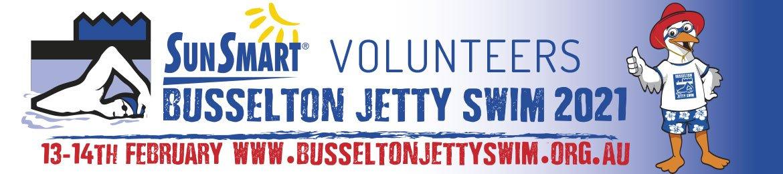 SunSmart Busselton Jetty Swim 2021 - Volunteers
