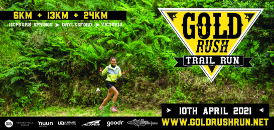 Sailors Falls Goldrush Trail Run 2021