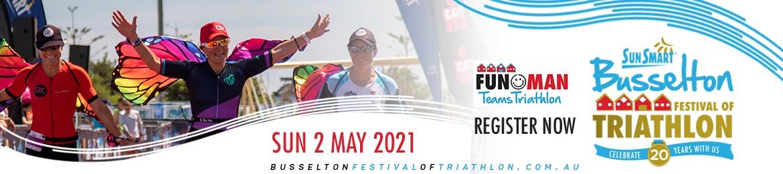 Funman Teams Triathlon 2021