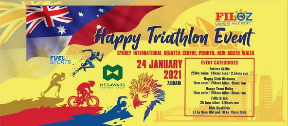 FilOz Happy Triathlon 2021