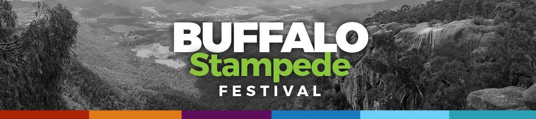 Buffalo Stampede Festival 2021 - Fun Runs