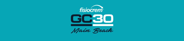 fisiocrem GC30 Main Beach