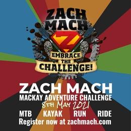ZACH MACH 2021