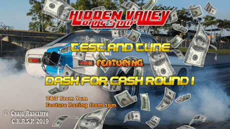Dash For Cash Round 1 feat Test N Tune