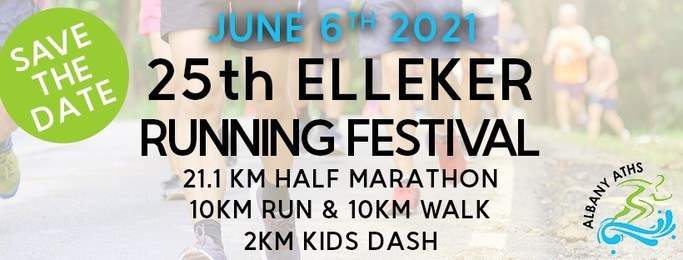 25th Elleker Running Festival - 2021