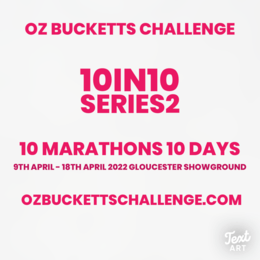 Oz Bucketts Challenge 10in10 Series2