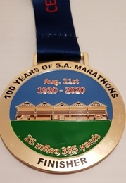 Centenary Marathon 2021