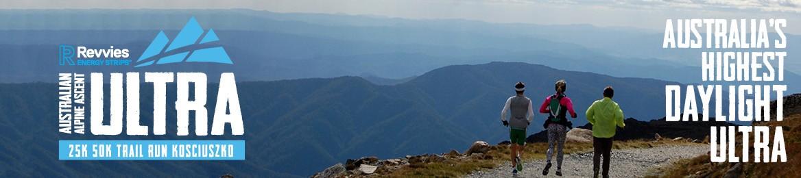 Australian Alpine Ascent - Ultra Trail Run 2022