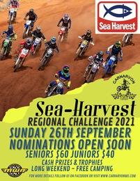 Sea-Harvest Regional Challenge 2021