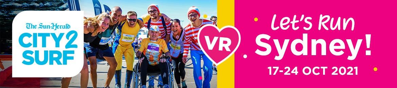 2021 City2Surf Virtual Run