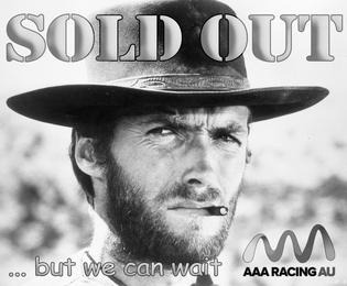Clint Eastwood - 2022 Wait List