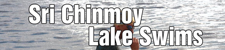 Sri Chinmoy Lake Swims